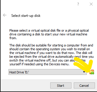VirtualBox. Click the folder icon. How to use VirtualBox to create virtual machines on your computer. Virtualization