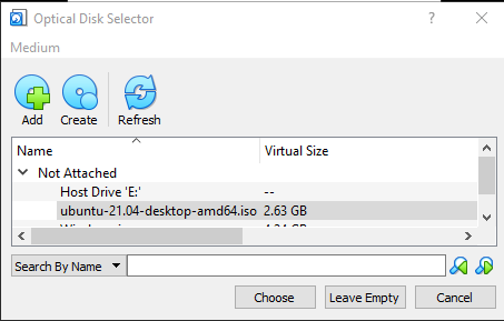 VirtualBox. Click Choose. How to use VirtualBox to create virtual machines on your computer. Virtualization